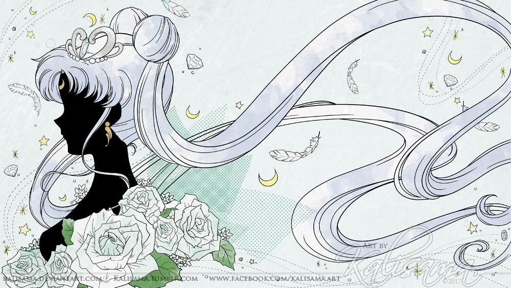 SMC Title Card: Neo Queen Serenity by Kalisama