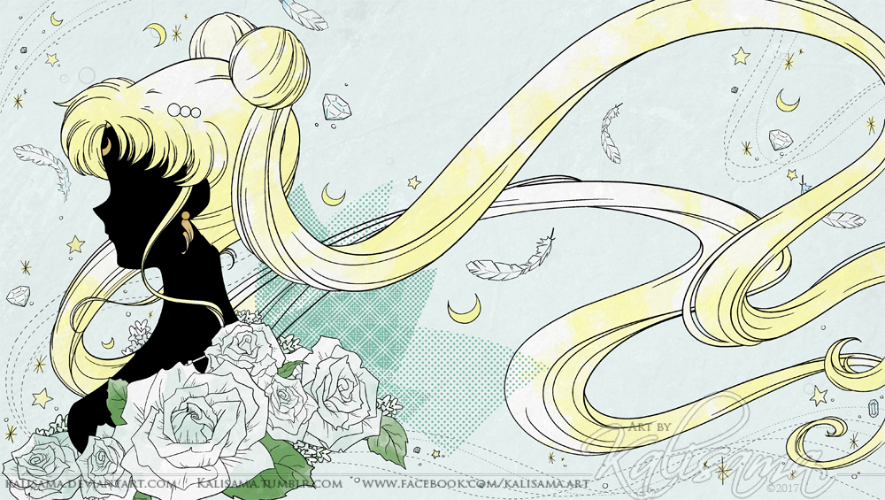 SMC Title Card: Princess Serenity by Kalisama