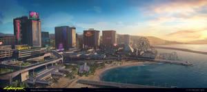 Night City: Pacifica reborn