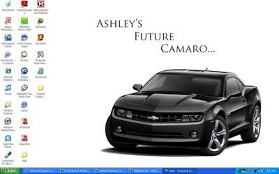 Future Camaro...