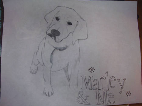Marley And Me...
