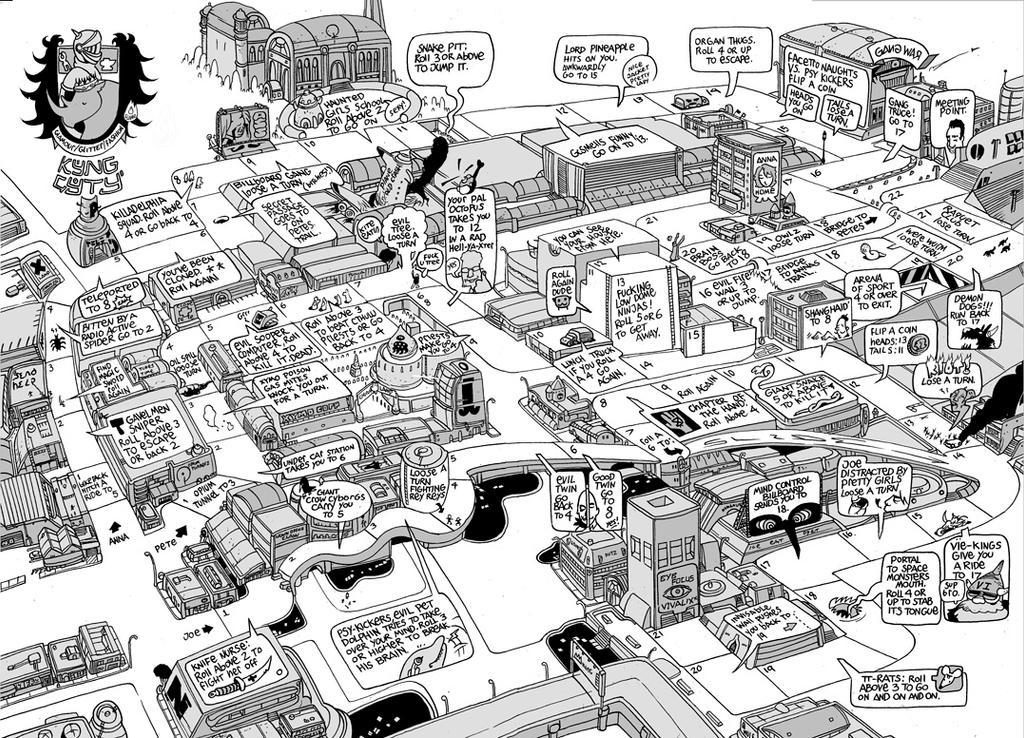 King city game by royalboiler