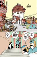 dead city : liver pool by royalboiler