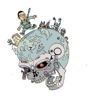 Terminator 2029 doo do do dado