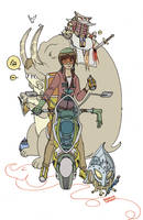nonplayer by royalboiler