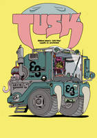 TUSK by royalboiler