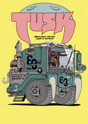 TUSK by royalboiler