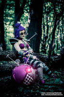League of Legends' Orianna - rest by AHu-PL