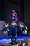 The Piltover's Finest - Officer Vi cosplay