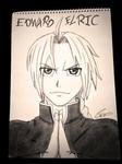 fanart of edward elric