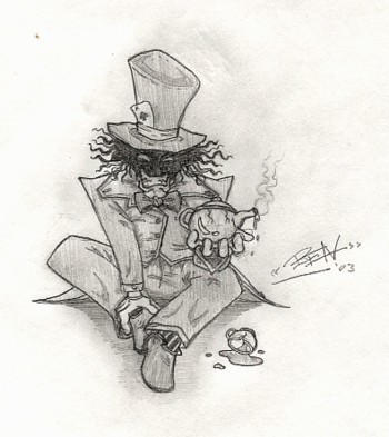 Mad Hatter by DemiDemiDemi
