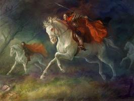 Vimpire riders by SnowSkadi