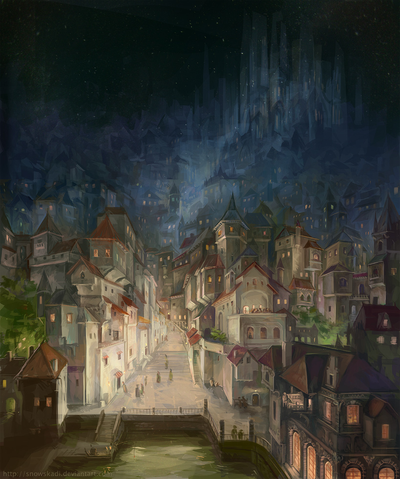 Gorod by SnowSkadi