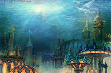 Underwater by SnowSkadi