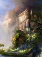 Academia by SnowSkadi