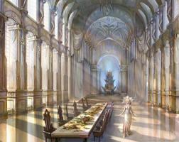 Hall by SnowSkadi