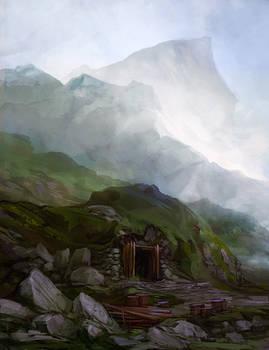 Dwarf Fortress. Beginning by SnowSkadi