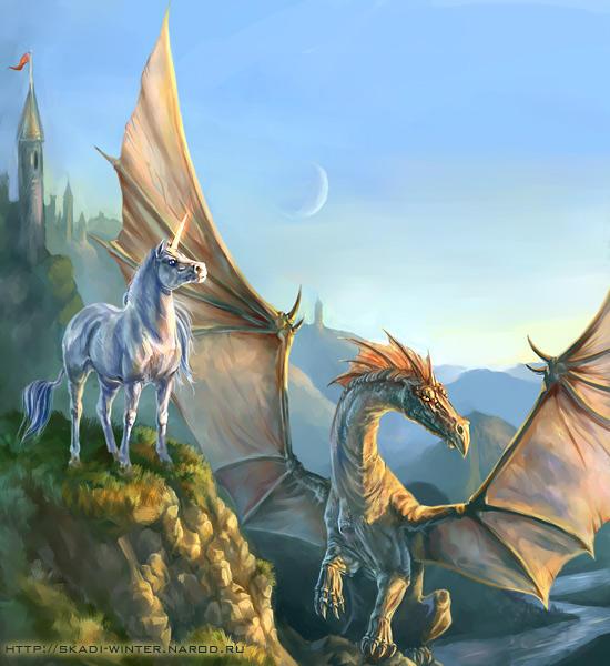 Fantasy by SnowSkadi