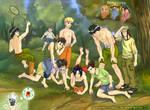 Naruto - Lost 'Paradise'