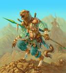 Khajiit - Desert Walker