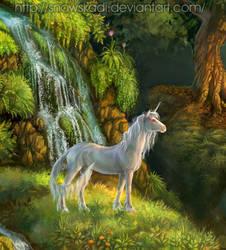 .Unicorn. by SnowSkadi