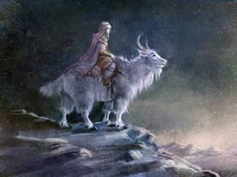Traveller by SnowSkadi