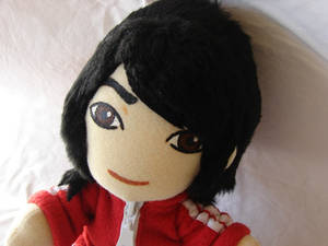 Rooftop Prince's Lee Gak plushie
