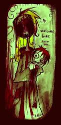 Teh personal hell of Deidara by inkylinkyboooo