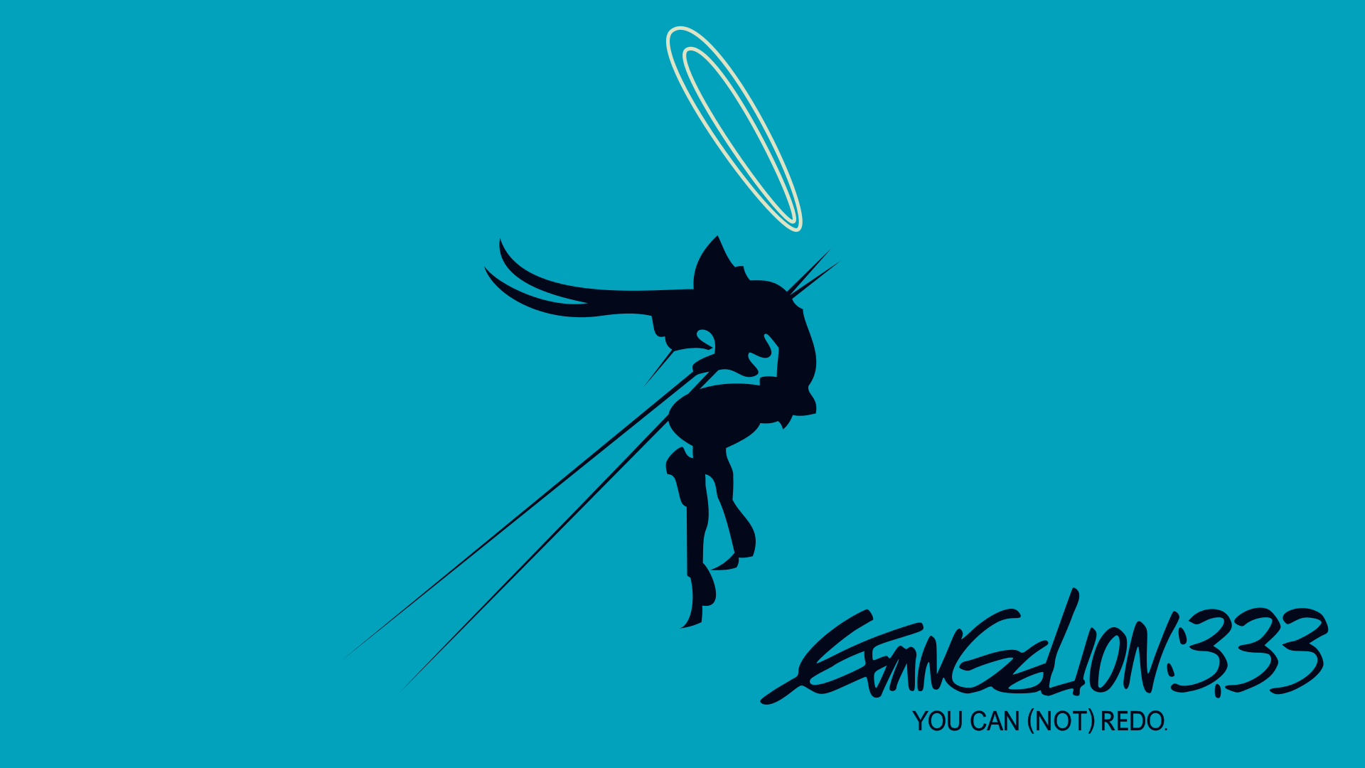 Evangelion: 3.33 You Can (Not) Redo Wallpaper by Zing-007 on ...