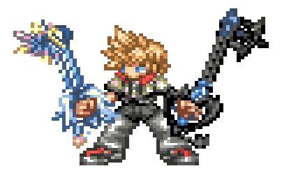 List of Keyblades Found in Kingdom Hearts 25
