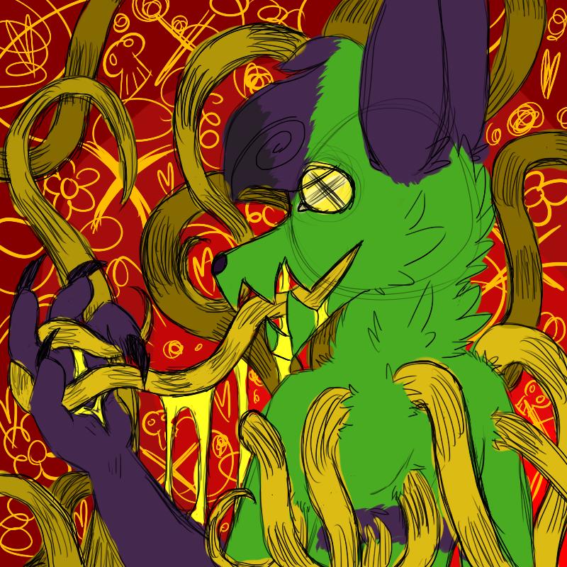 Monster by LtCatnip