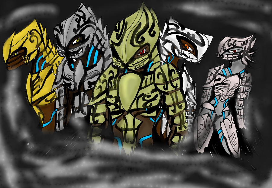 Request-The Arbiter's Guild by DizzySweaterKitty
