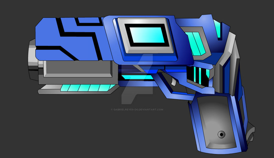 DB Laser Gun