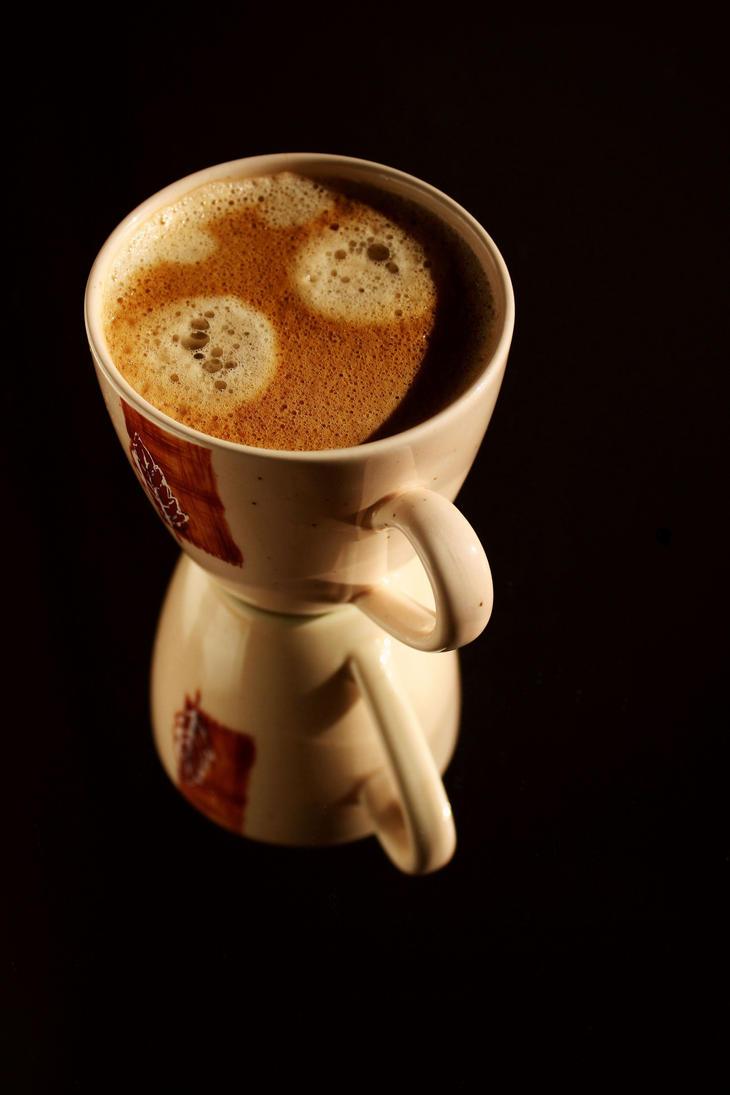 Hello Mr. Coffee Mug by Roswell1947