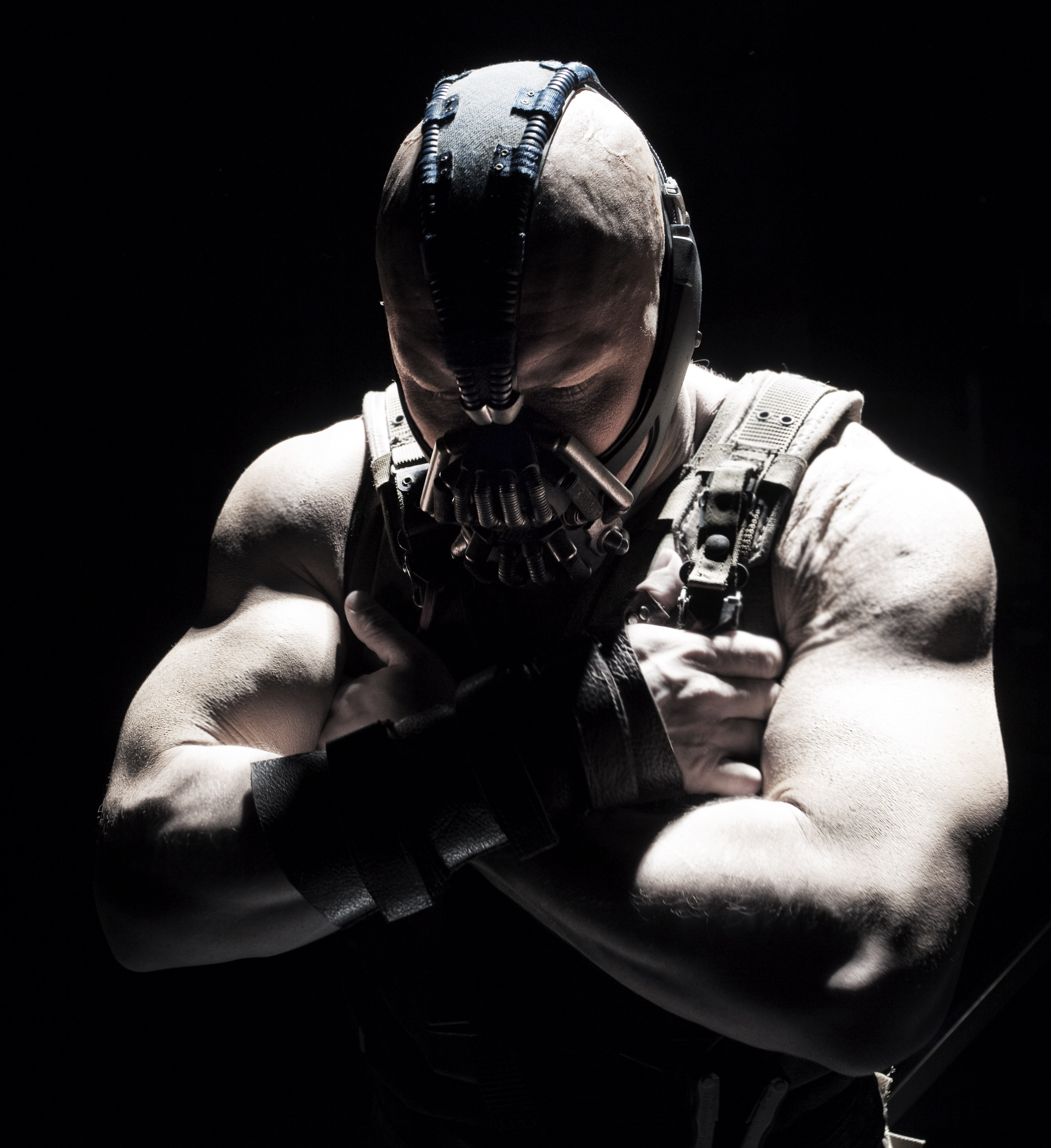 The Dark Knight Rises -  Bane - Full HD by MarkMajor