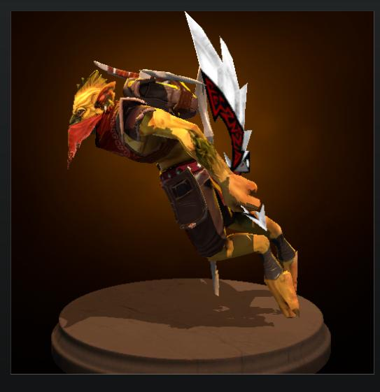 bounty hunter dota 2 by ivanbogicevic on deviantart