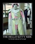 Helo kitty Darth vader
