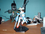 1 to 200 scale Exia an Dyanmes