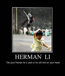 Herman Li Motivator