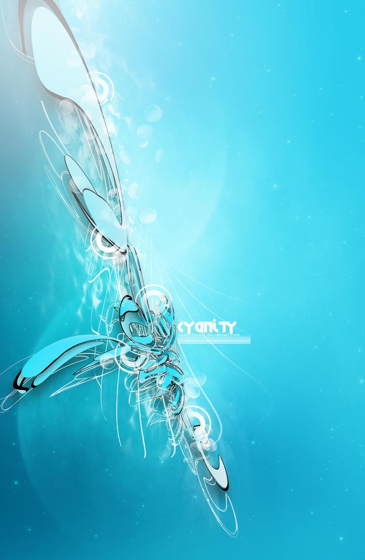 Cyanity by 2easy4yoshi