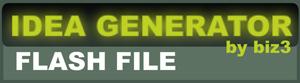 Idea Generator - MOVED by biz3