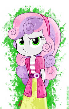Sweetie Belle (EG: Rainbow Rocks)