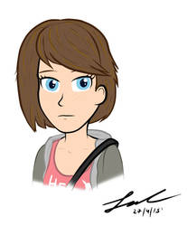 Life is Strange -Max Caulfield- by LISAN1997