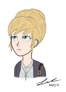 Life is Strange -Kate Marsh-