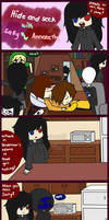 Hide and Seek w/ Sally and Annabeth (Gift)