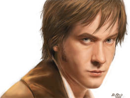 Mr. Darcy by BilquisEvely