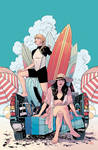 Betty and Veronica Variant Cover