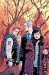 Archie #12 Variant Cover by BilquisEvely