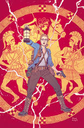 Wonder Woman #8 - cover
