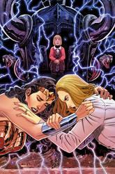 Wonder Woman 24 Cover